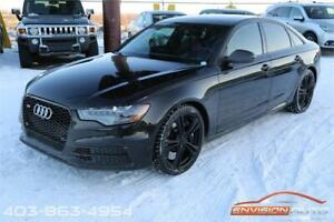 2014 AUDI S6 4.0T BLACKED OUT \ RS TURBO UPGRADE \ REMOTE START