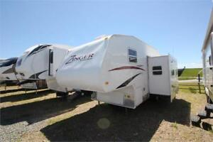 2009 Zinger 25BH with Bunks