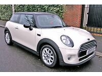 2014 MINI COOPER 1.5 petrol, f56 new shape, manual, only 18k miles, very high spec 14 reg