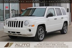 2009 Jeep Patriot North Edition 4x4 ** LOW KM ** HEATED SEATS **
