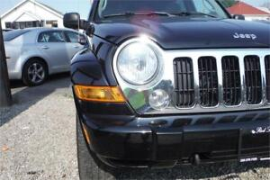 2006 Jeep Liberty Limited- DIESEL-NO ACCIDENT-LOW KMS!!!