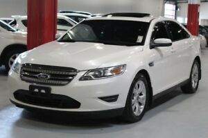 Ford Taurus SEL 4D Sedan AWD 2010