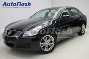 2009 Infiniti G37x Premium AWD * Toit-Ouvrant/Sunroof* Extra-Cle