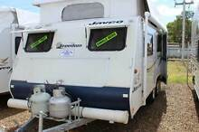 2005 JAYCO FREEDOM COMBO SHOWER/TOILET Bundaberg Central Bundaberg City Preview