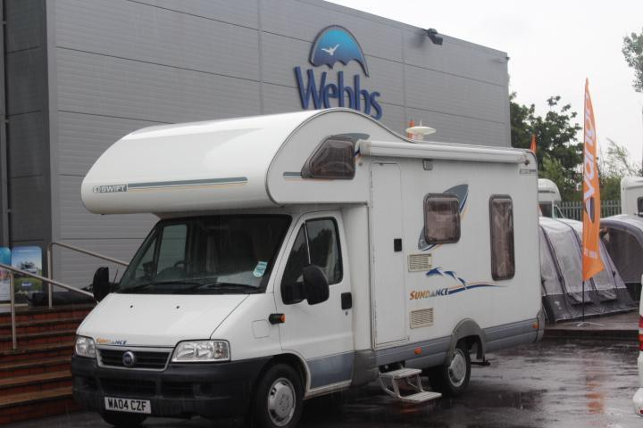 Swift Sundance 590RL Reduced From £20,995 - Now £19,995!