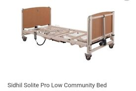Solite Pro bed and special mattress