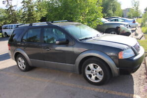 2007 Ford FreeStyle Wagon