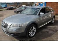 LHD 2006 Audi A6 2.7TDI ALLROAD 4x4 AUTOMATIC UK REGISTERED