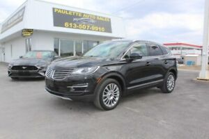 2015 Lincoln MKC - PANO ROOF - AWD - LOADED!!