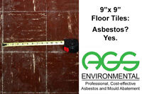 Asbestos Abatement - on-time and on-budget!