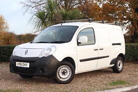 Renault Kangoo Maxi 1.5dCi LL21 dCi 90 Maxi 5 SEAT CREW VAN - ISOFIX 98000 MILES