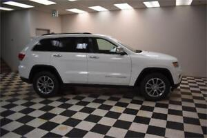 2016 Jeep Grand Cherokee Limited-LEATHER * UCONNECT * BACKUP CAM