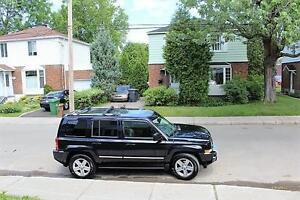 2010 Jeep Patriot Limited,CUIR,MAGS,TOIT,REMOTE STARTER,4x4