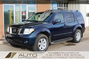 2007 Nissan Pathfinder 4x4 ** LEATHER ** MOONROOF ** BOSE AUDIO