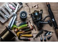 FISHING AND ANGLING SUPPLIES BUSINESS REF 160086
