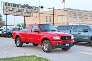 2008 Ford Ranger Sport|Certified & 2 Year Warranty INCLUDED