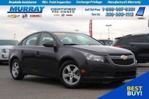 2014 Chevrolet Cruze 2LT*REMOTE START,HEATED SEATS*