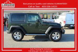 2008 Jeep Wrangler Rubicon Hard and Soft top!