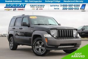 2011 Jeep Liberty Renegade *TRAILER TOW PKG,REMOTE START*