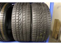 F372 2X 265/40/21 105Y CONTINENTAL CROSS CONTACT UHP XL MO 2X7MM TREAD