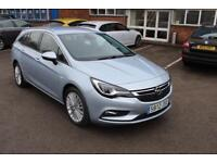 LHD 2016 Opel Astra Sports Tourer1.4TSI 150BHP AUTOMATIC SPANISH REGISTERED