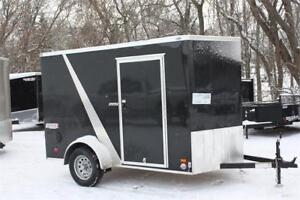 Bravo 6x10 Enclosed Cargo Trailer INVENTORY BLOW OUT SALE!