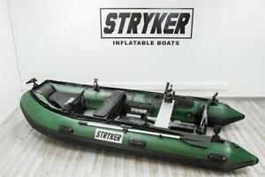 ALL NEW STRYKER INFLATABLE LINE UP!! 10% OFF EARLY BIRD PRICING!