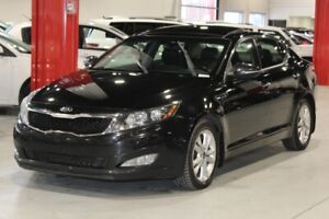 Kia Optima EX LUXURY 4D Sedan at 2013