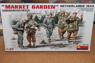 "NEW Miniart (35148): ""Market Garden"" Netherlands 1944 au 1/35"