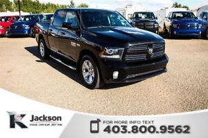 2014 Ram 1500 Sport - Bluetooth, Touchscreen