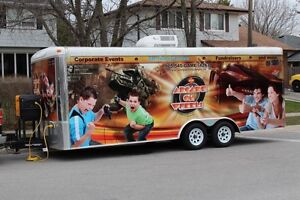 Video Games Party Trailer for Birthday Parties -Arcade on Wheels Cambridge Kitchener Area image 5