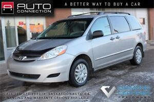 2010 Toyota Sienna CE ** REMOTE START ** ACCIDENT FREE **