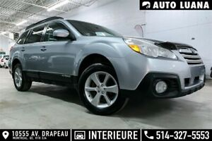 2013 Subaru Outback Touring 2.5i 4WD/MAGS/DÉMARREUR/BLUETOOTH