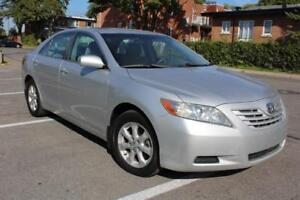 2008 Toyota Camry LE,PERFECT,PROPRE,WELL MAINTAINED,INSPECTED