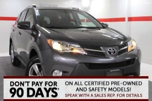 2015 Toyota RAV4 XLE Navigation Package