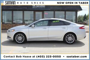 2016 FORD FUSION SE AWD LEATHER/NAV/SUNROOF