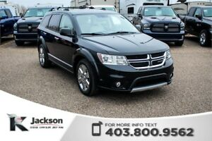 2012 Dodge Journey R/T - Bluetooth, Leather Heated Seats