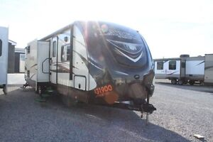 2014 Keystone Laredo 320TG Travel Trailer