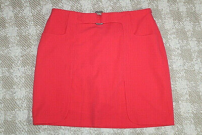 Ep Pro Golf (EP PRO Womens Sz 10 Coral Golf Skort Skirt Shorts)