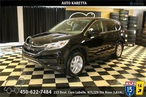 2015 HONDA CR-V SE AWD, CAMERA, BLUETOOTH, MAGS, CLEAN CARFAX