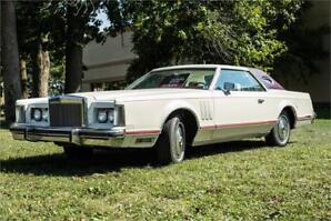 1979 Lincoln Continental Mark V, Collectors  **NEW YEAR SALE**