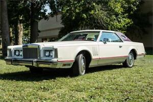 1979 Lincoln Continental Mark V, Collectors  ( BLOW OUT SALE )