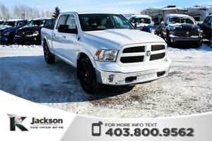 2014 Ram 1500 Outdoorsman -Touchscreen, Accident Free