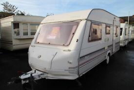 Sprite Clubman Major 1995 2 Berth Caravan £2900