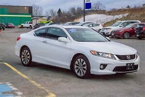 2013 Honda Accord EX!! SUNROOF! COUPE!