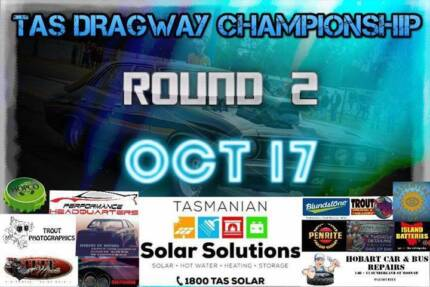 Tasmanian Solar Solution's Tas Dragway Round 2 DRAG RACING Cressy Northern Midlands Preview