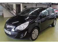VAUXHALL CORSA 1.2 XCT EXCITE 2012 61 PLATE 82493 MILES WITH FULL DEALER HISTORY,2 KEYS