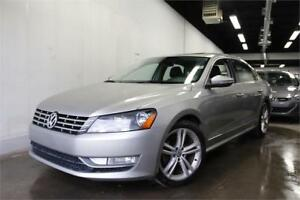 2012 VW Passat TDI Diesel Leather Sunroof Auto $0dwn/$185 biwk 2
