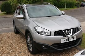 Nissan Qashqai 2011 Excellent condition