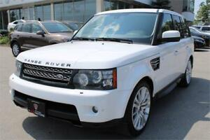 2012 Land Rover Range Rover Sport HSE LUXONTARIO VEHICLE|CLEAN V